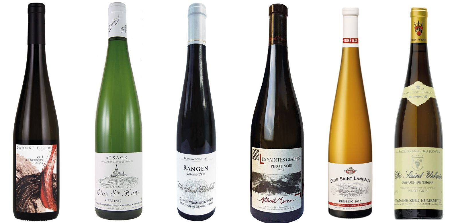 10 Best Wines From Alsace