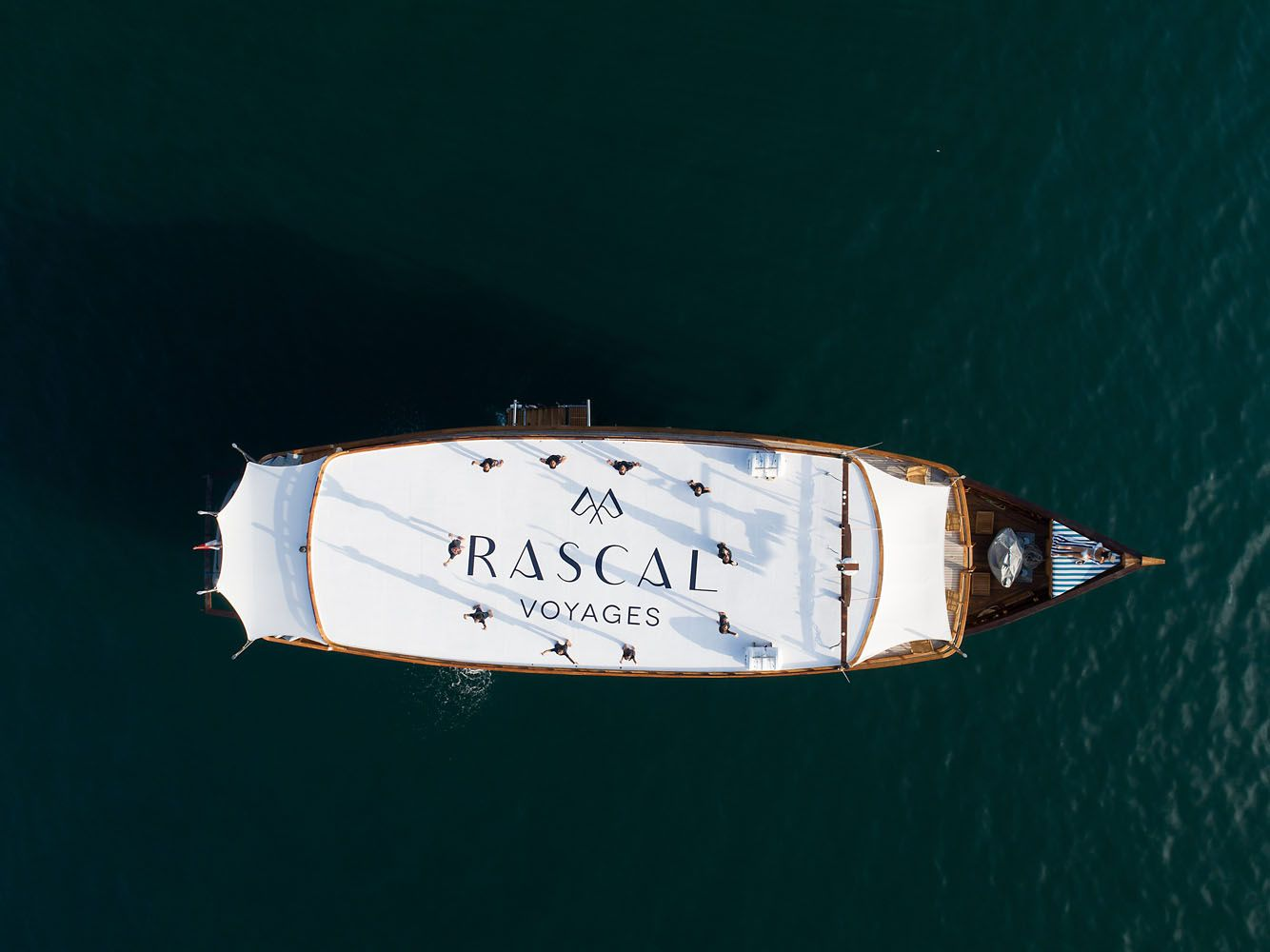Get To Know The Rascal, A Private Yacht For Off-The-Grid Adventures