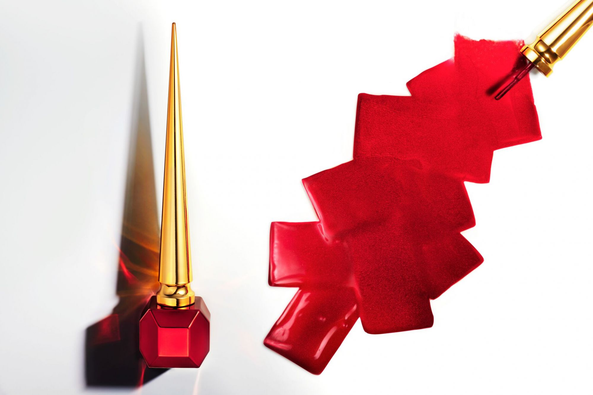 A Christian Louboutin Manicure More Pricey Than Their Shoes