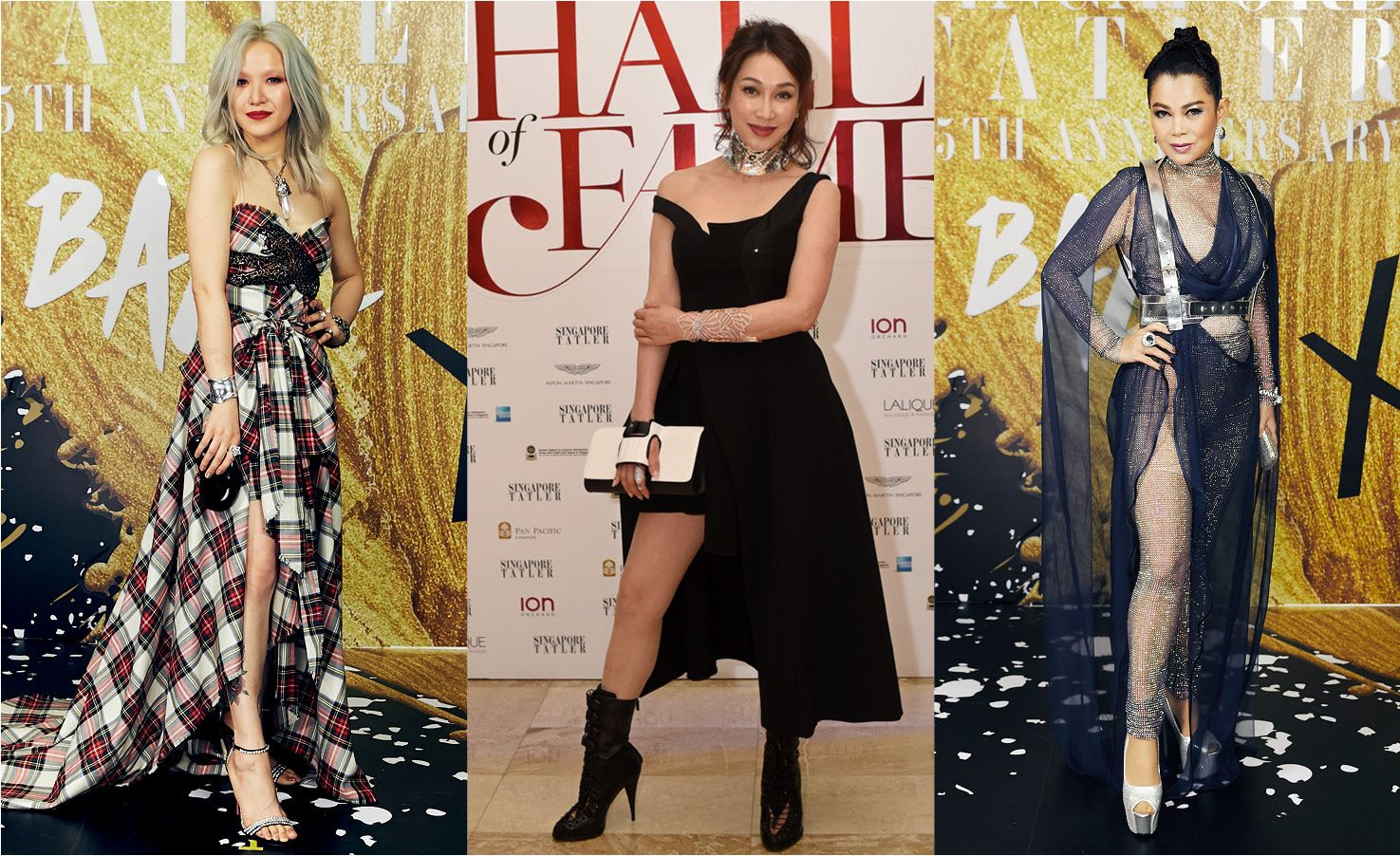 10 Best Dressed Women In Singapore
