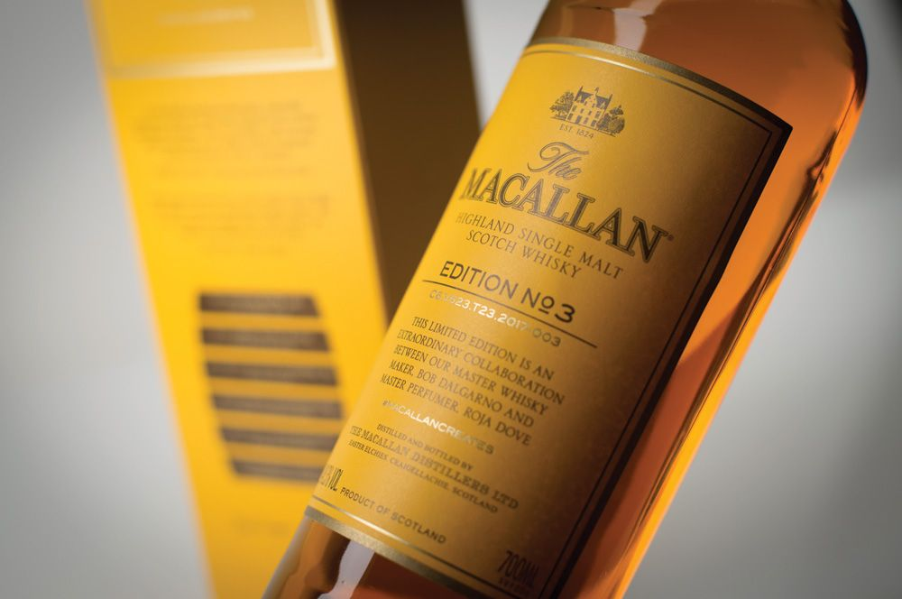 We Discover The Charms Of The Macallan Edition No. 3