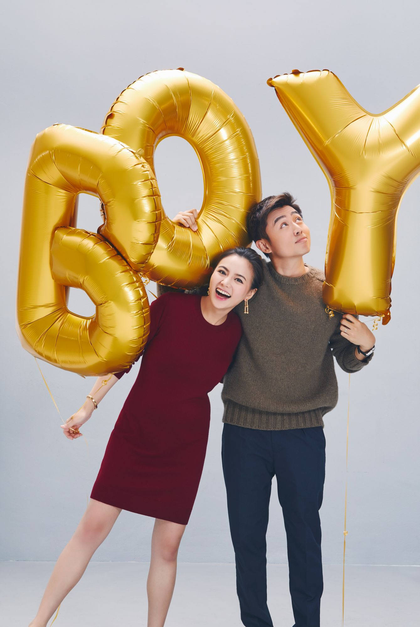 Cheryl Wee And Roy Fong Are Expecting A...