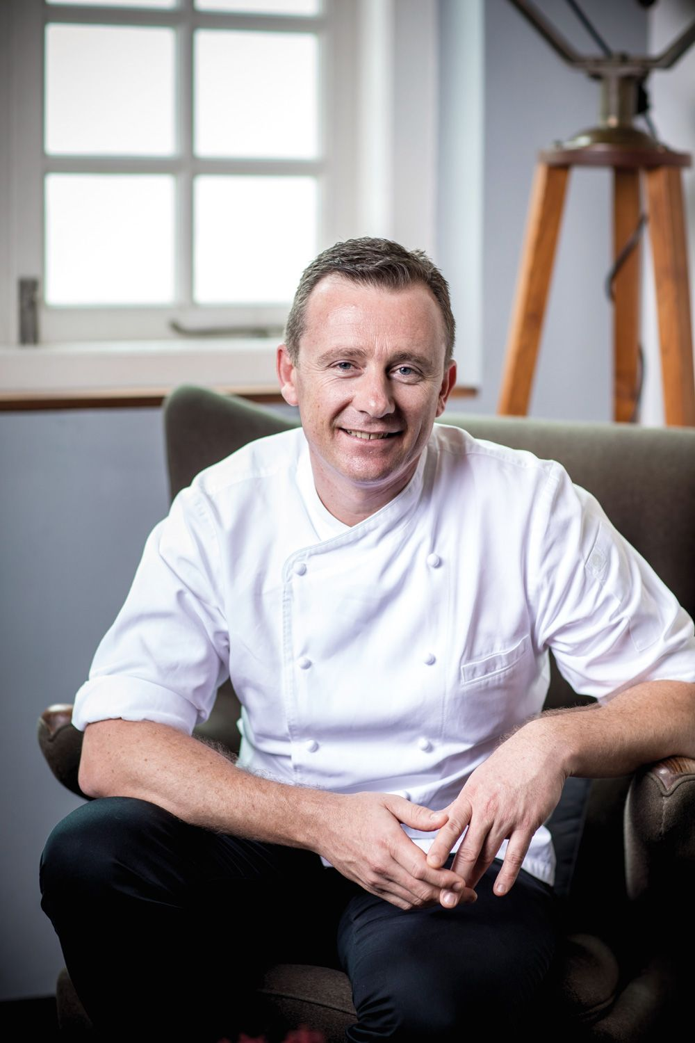 5 Minutes With... Dan Hunter Of Brae Restaurant