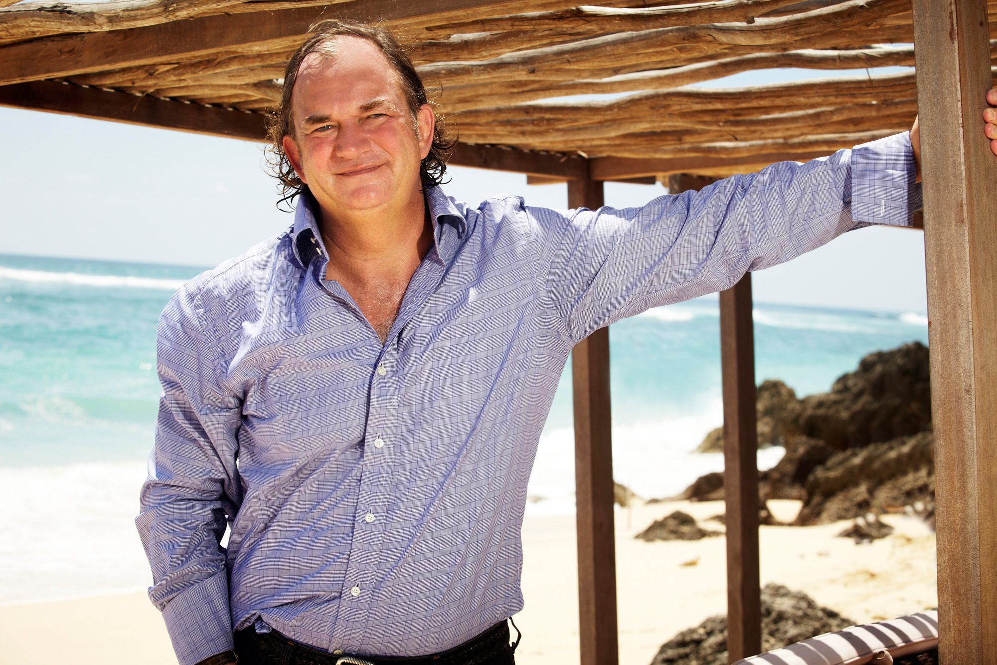 How I Travel: John Spence Of Karma Group
