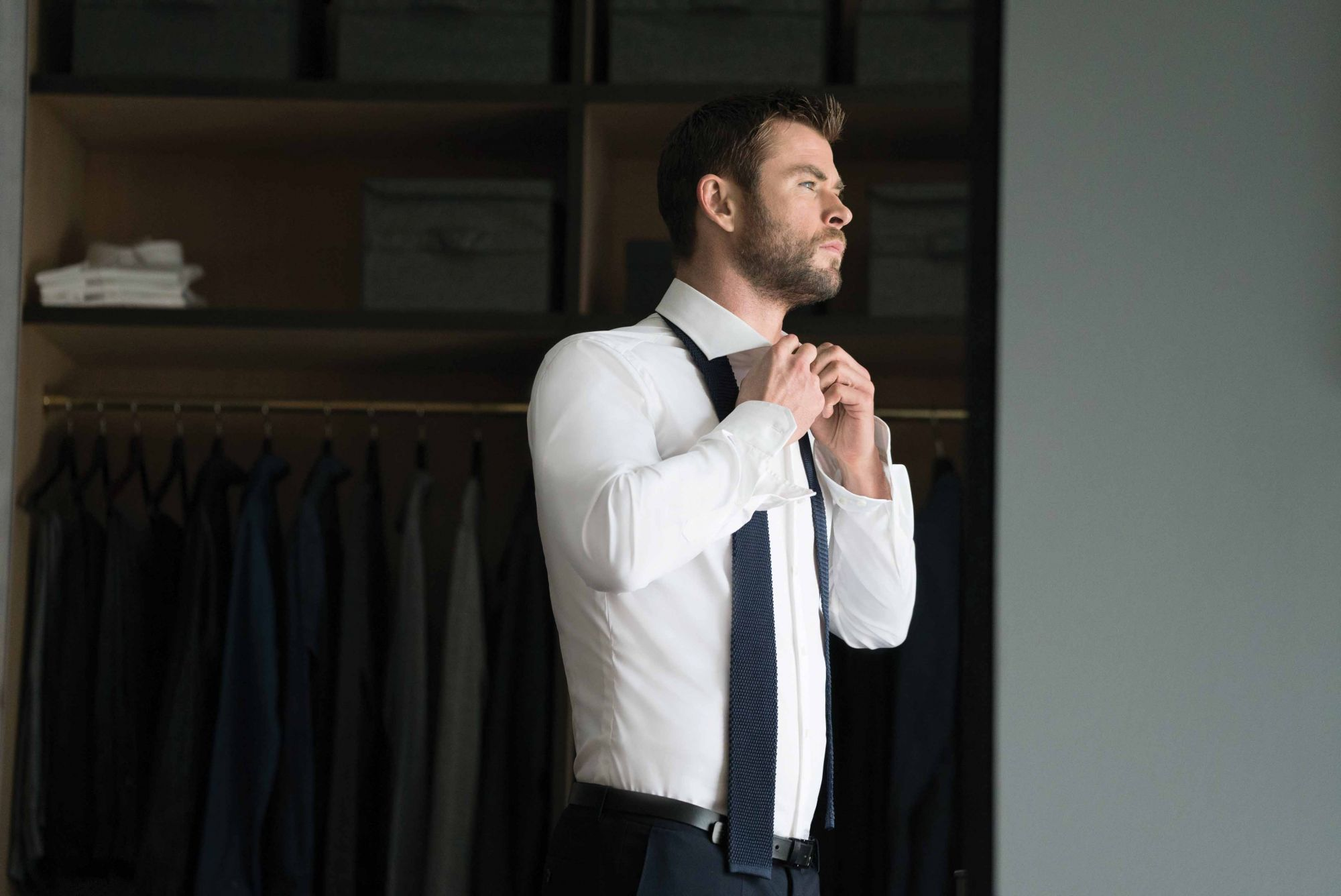 Beauty Talk: Chris Hemsworth On Superheroes And Being The Face Of Hugo Boss