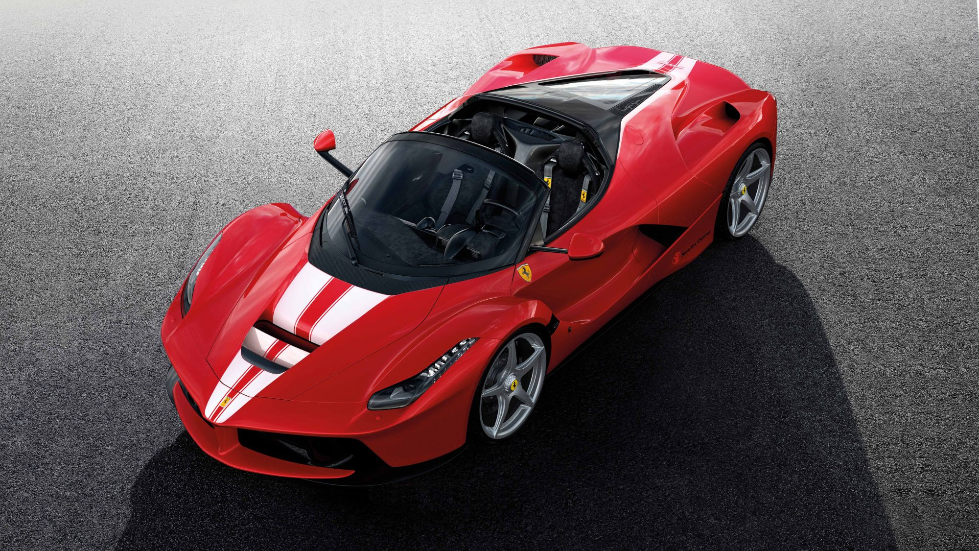 Ferrari Celebrates Their 70th Birthday In Style