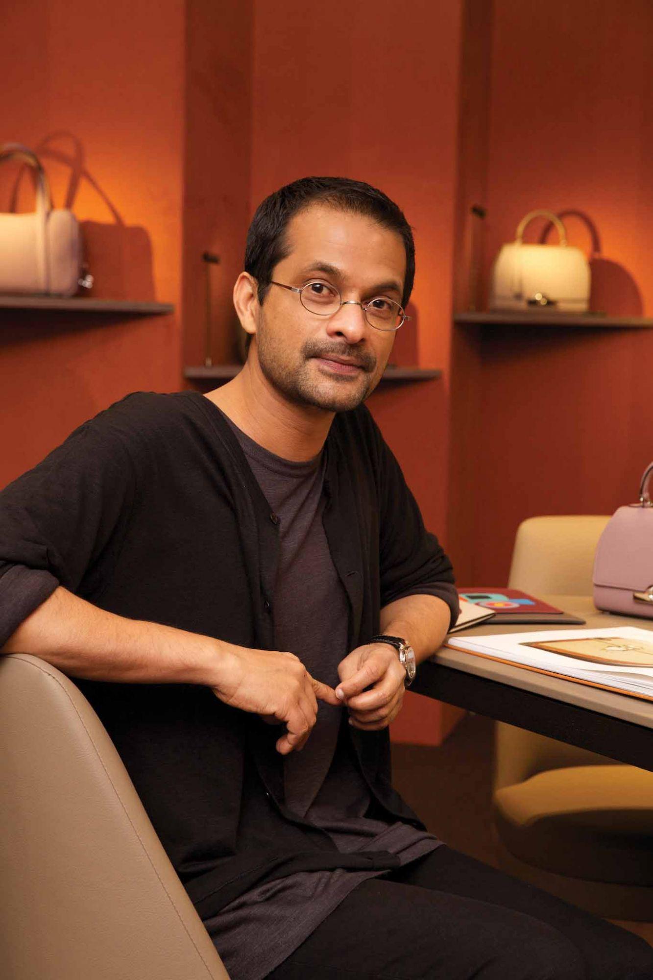5 Minutes With... Ramesh Nair Of Moynat
