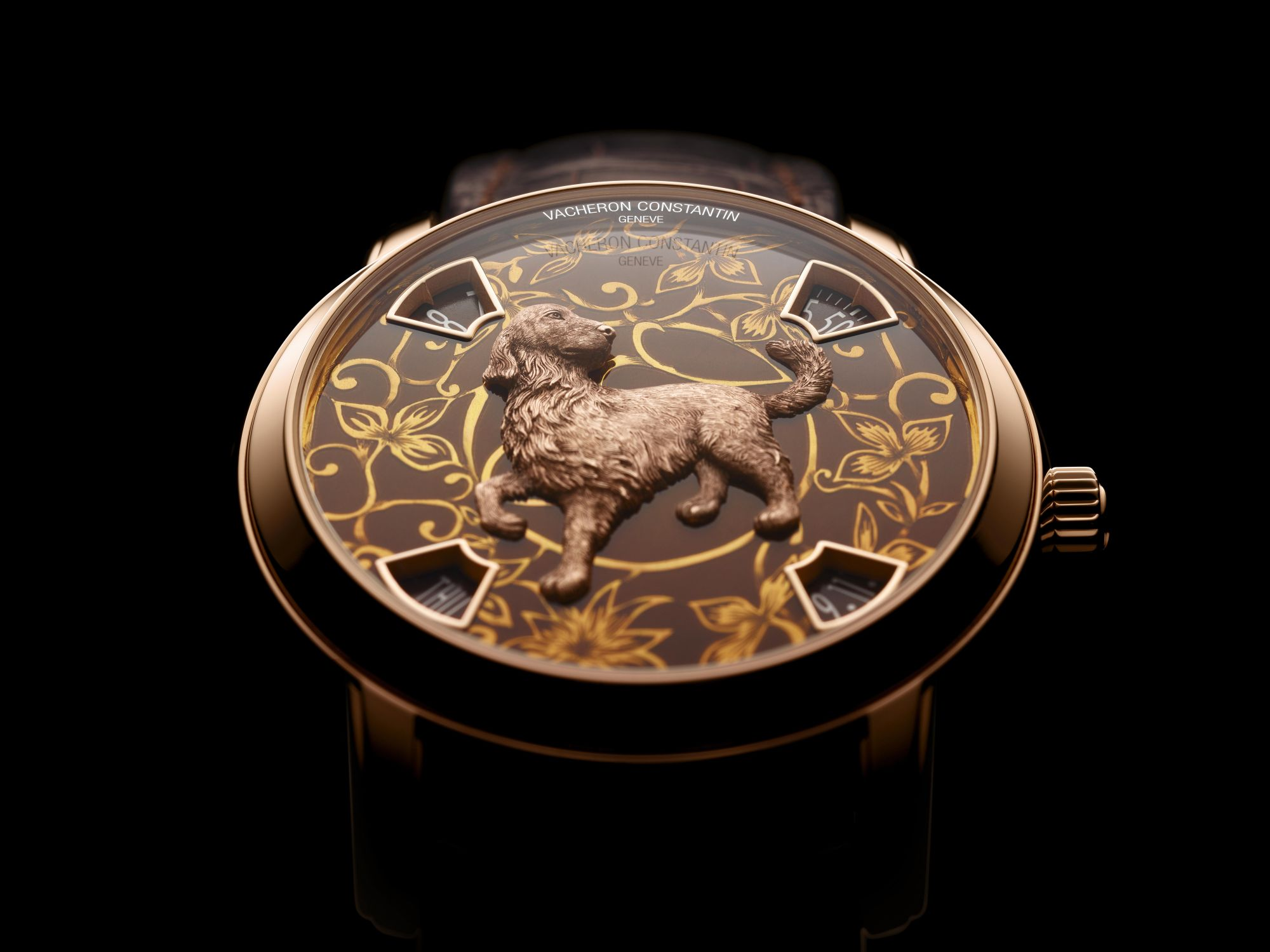 Vacheron Constantin Celebrates The Year Of The Dog