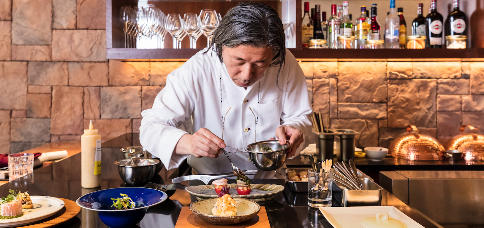Teppan By Chef Yonemura Opens Its First Outpost Outside Japan