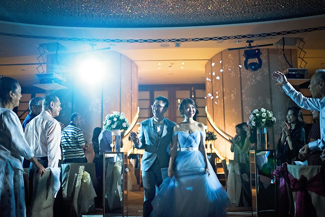Wedding Etiquette: On Wedding Attire, Social Media And Guest Performances