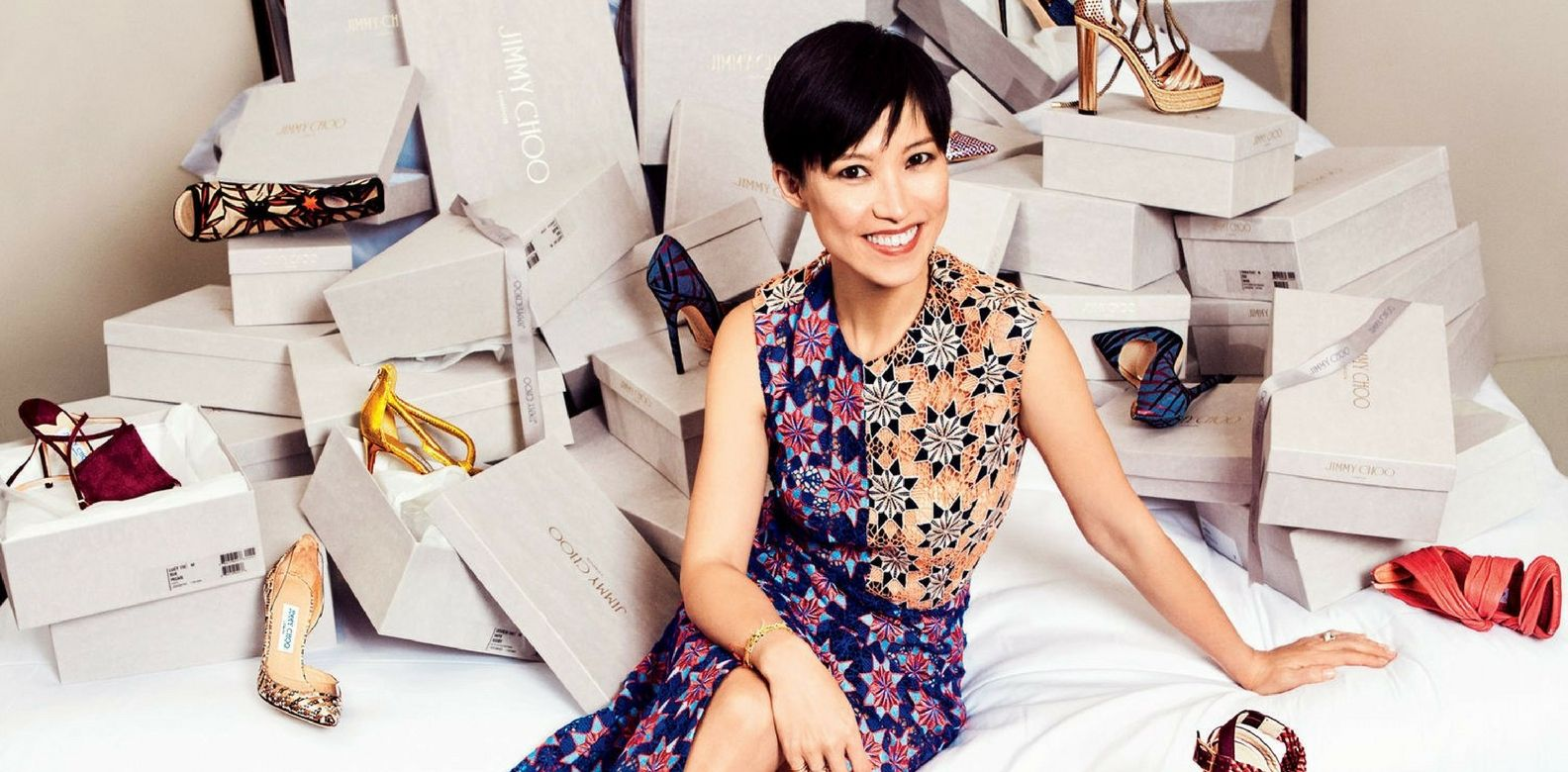 7 Things About Jimmy Choo's Creative Director Sandra Choi