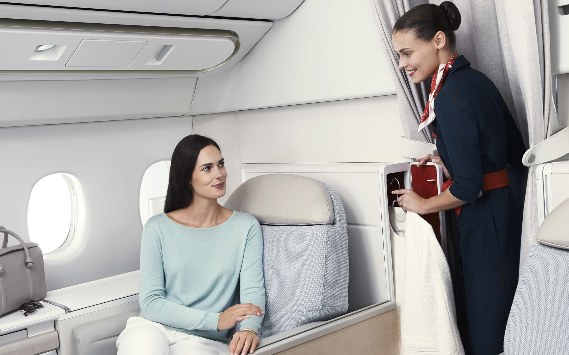Which Airline Has The Best First Class Flying Experience?