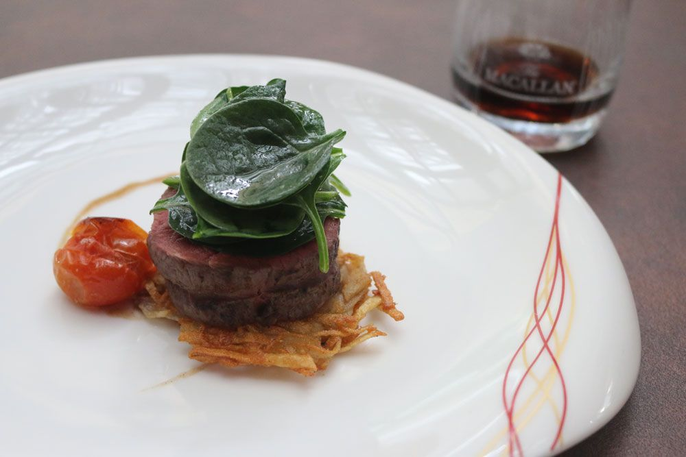 Join The Macallan 1824 Dinner At Fumee Wine Club