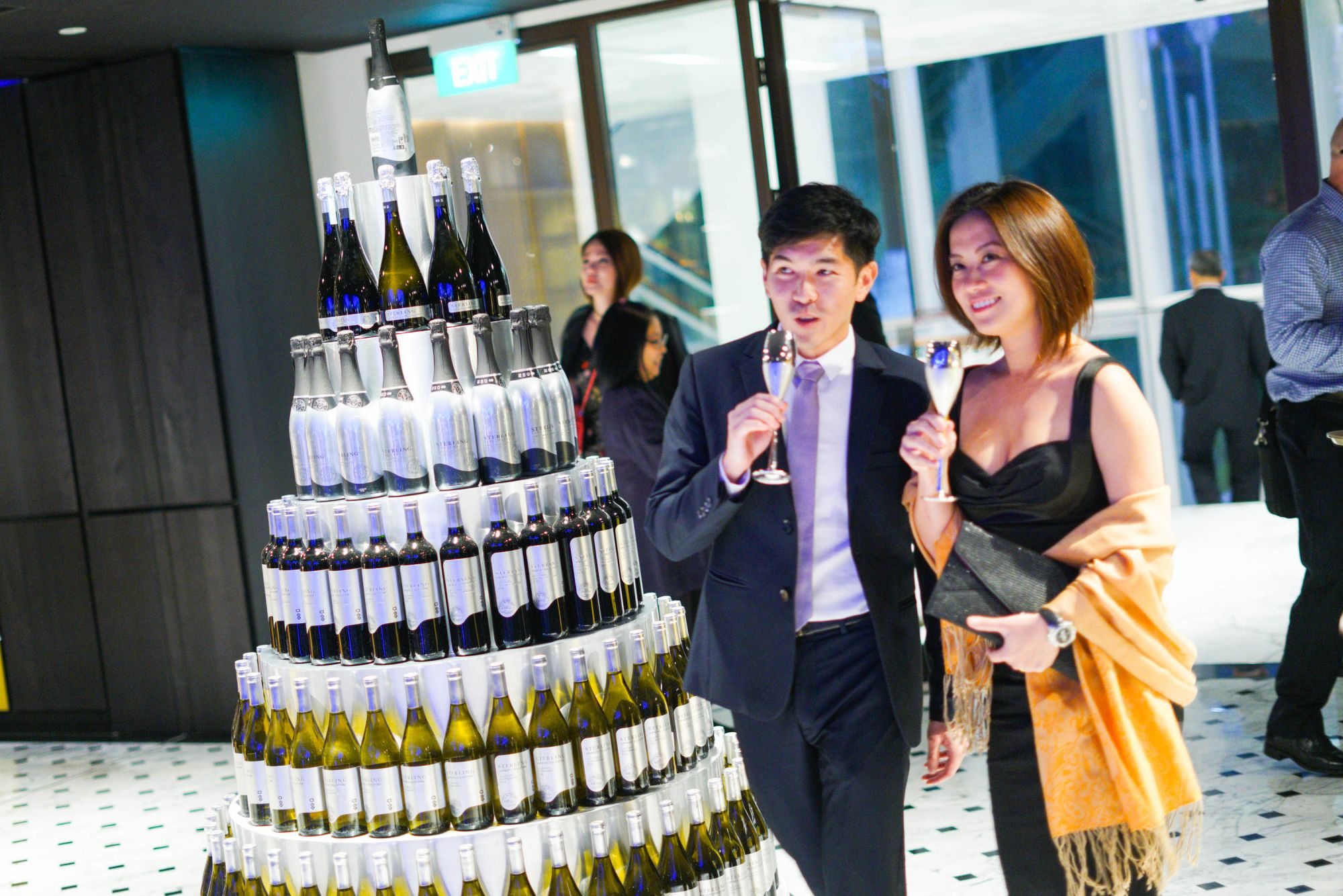 Sterling Vineyards Debuts With Style At Singapore Tatler's T.Dining Best Restaurants 2017/18 Awards