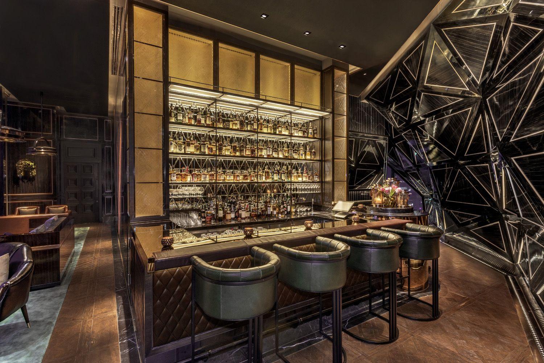 The Whisky Room at The Penthouse Bar + Grill in Park Hyatt Bangkok