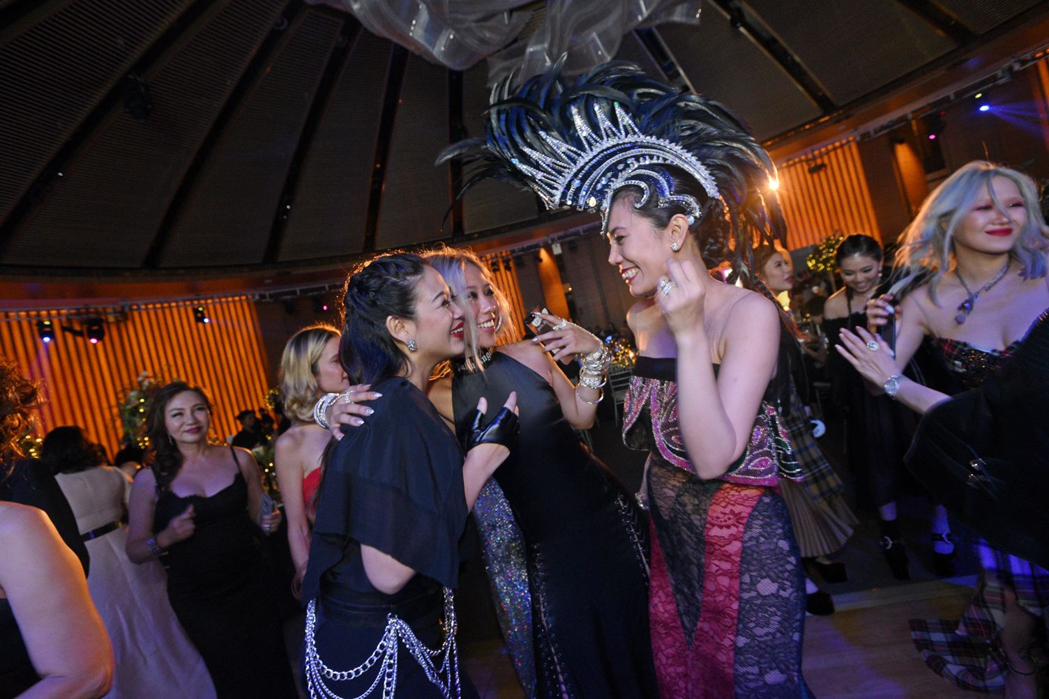 What It Takes To Create The Tatler Ball