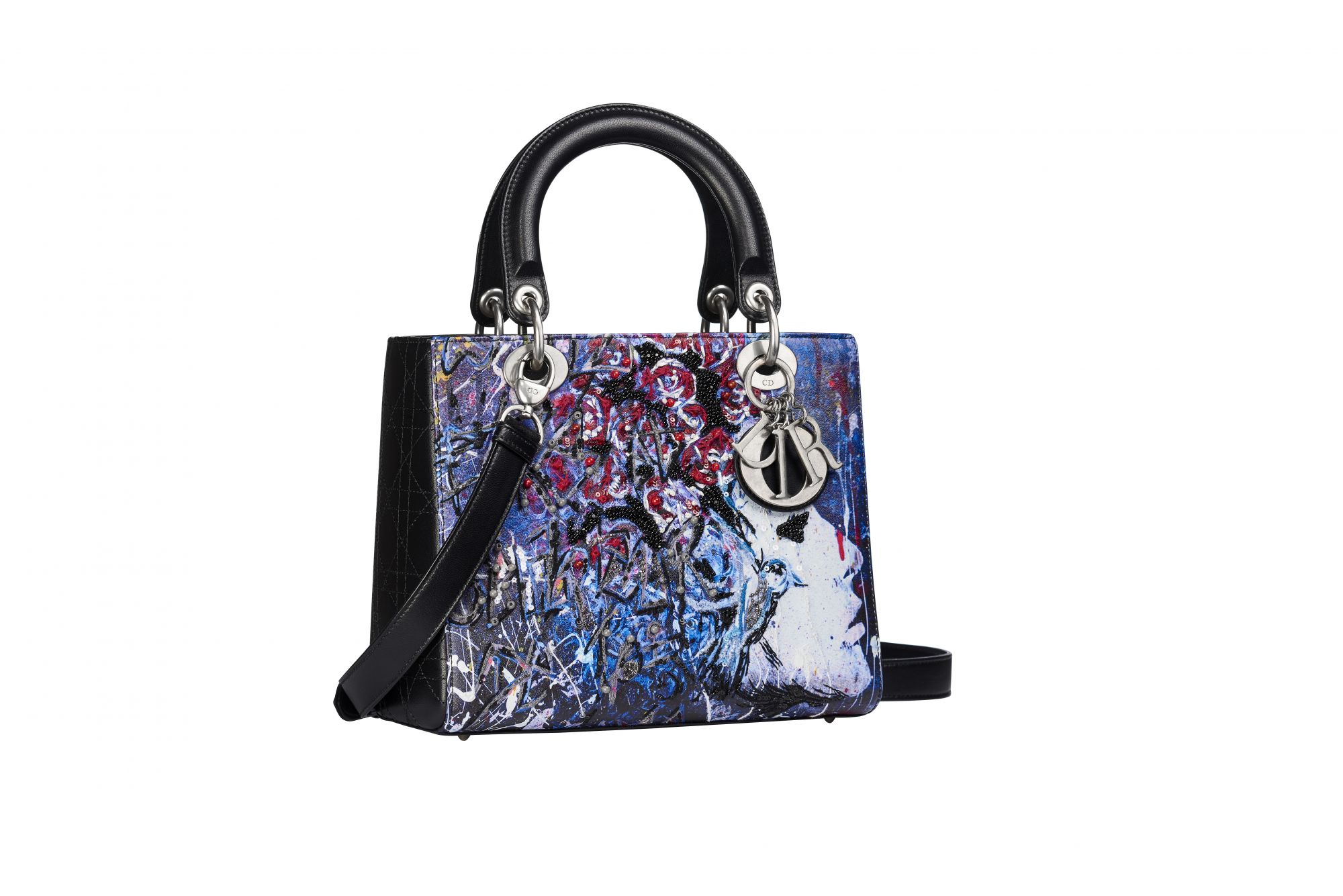 eb4e877255a7 10 Artists Give The Lady Dior A Makeover