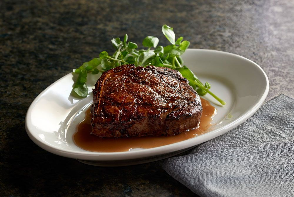 New Dishes And Steaks On Morton's The Steakhouse's Seasonal Menu