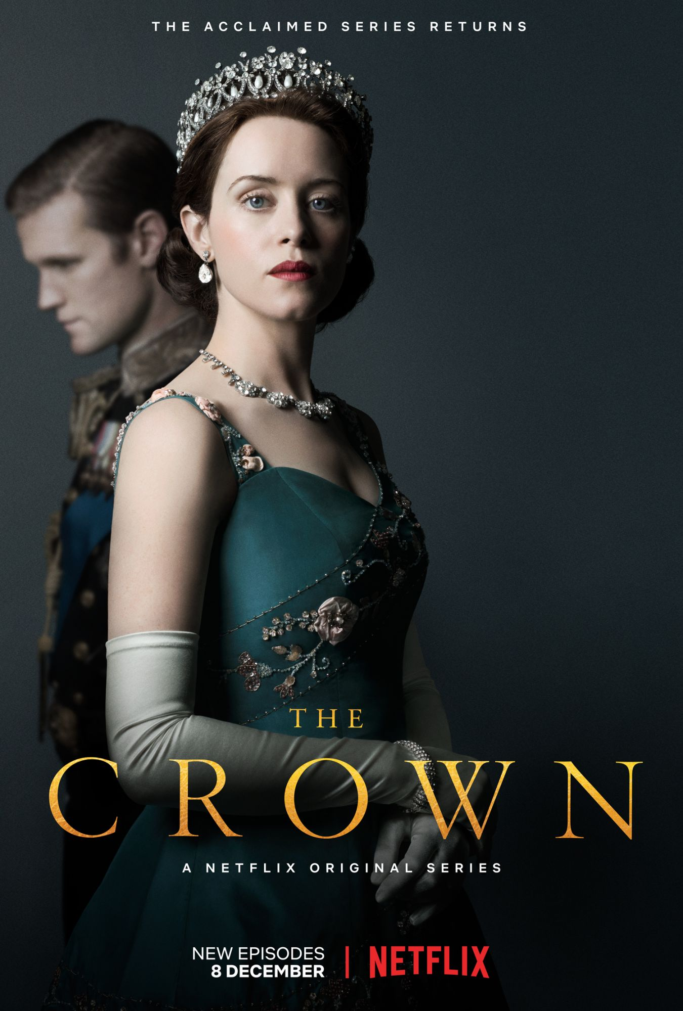 Exclusive: Watch The Crown Season Two's Official Trailer