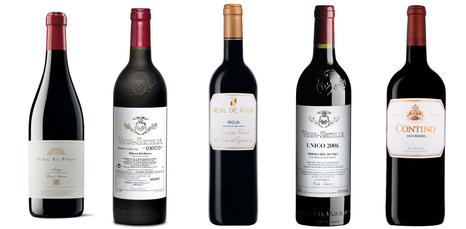 10 Best Wines From Rioja In Spain