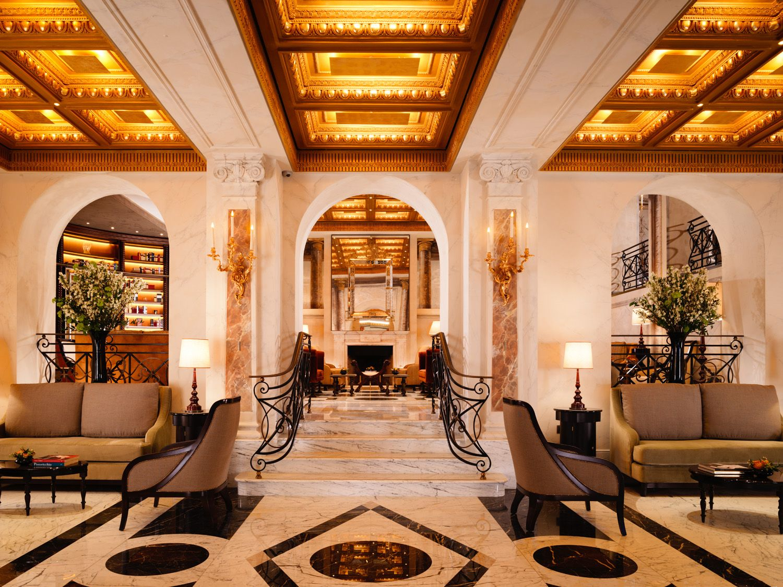 Hotel Eden Lobby