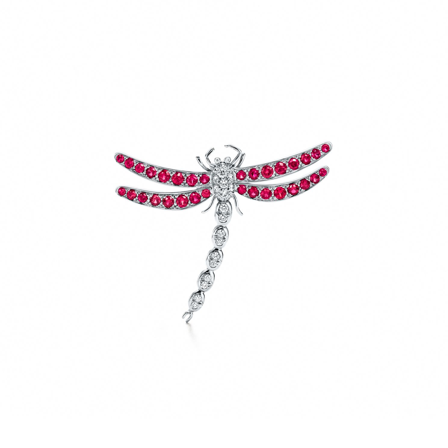 Tiffany & Co. Rubies Make A Blazing Return For Christmas