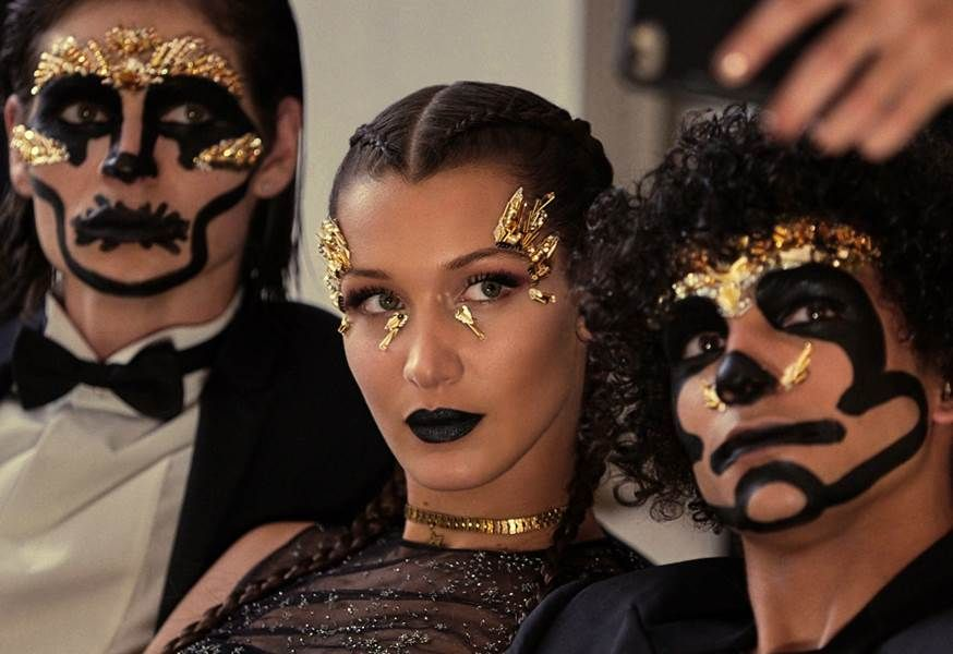 Last Minute Halloween Beauty Looks, By Dior's Peter Philips