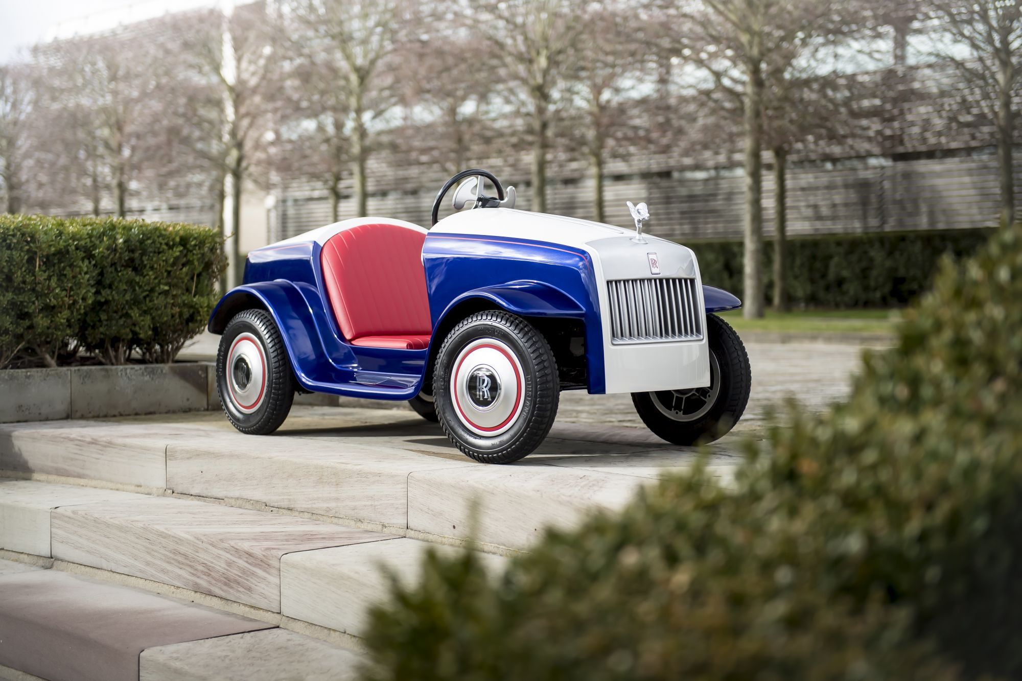 The Smallest Rolls-Royce Will Pull At Your Heartstrings