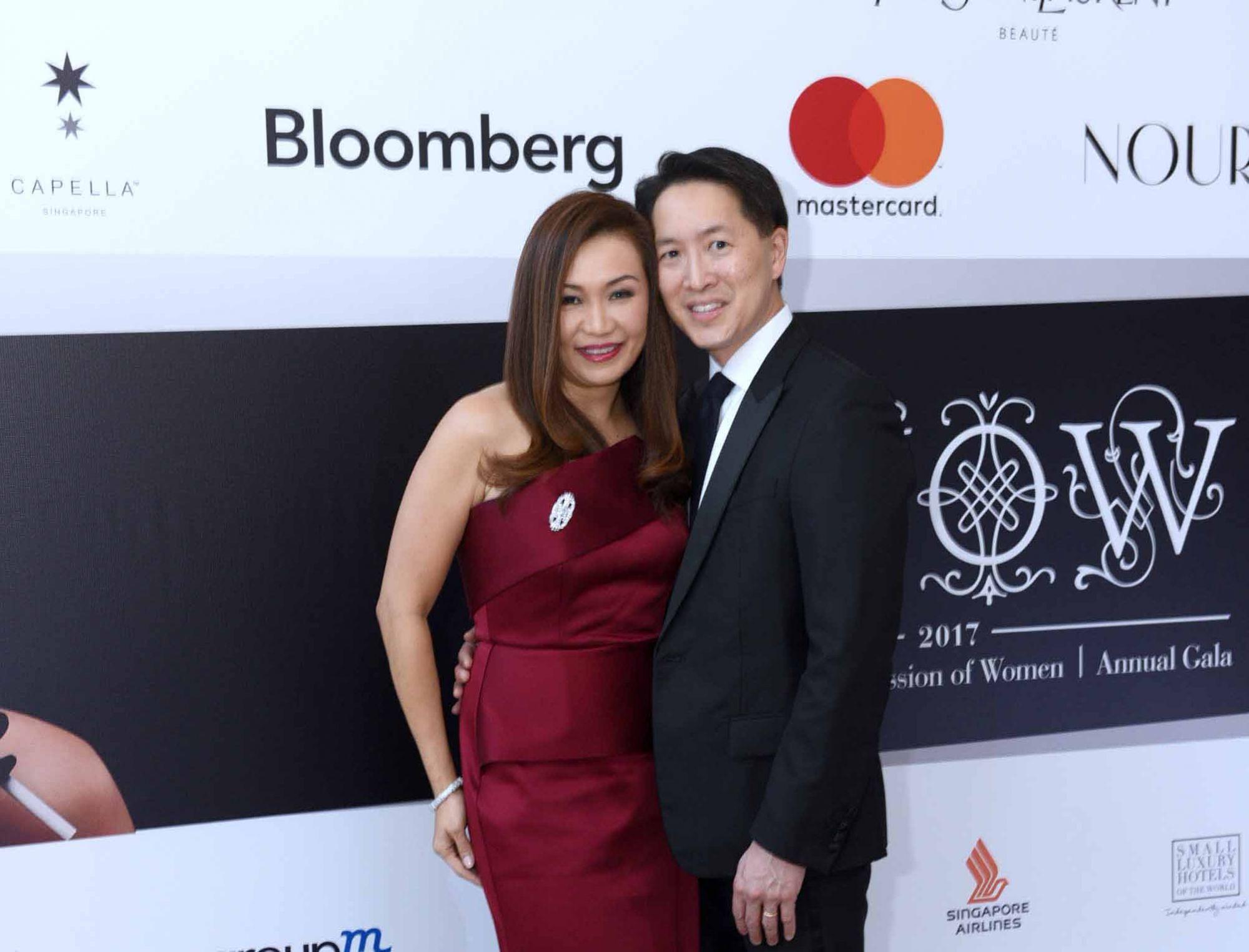 Trina Liang-Lin, Edmund Lin