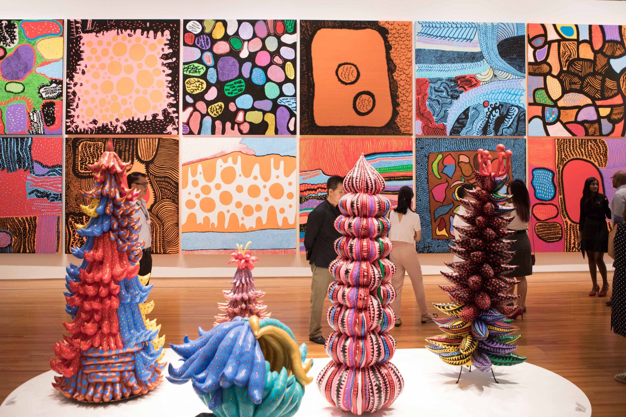The National Gallery Singapore's Young Collectors Summer Party