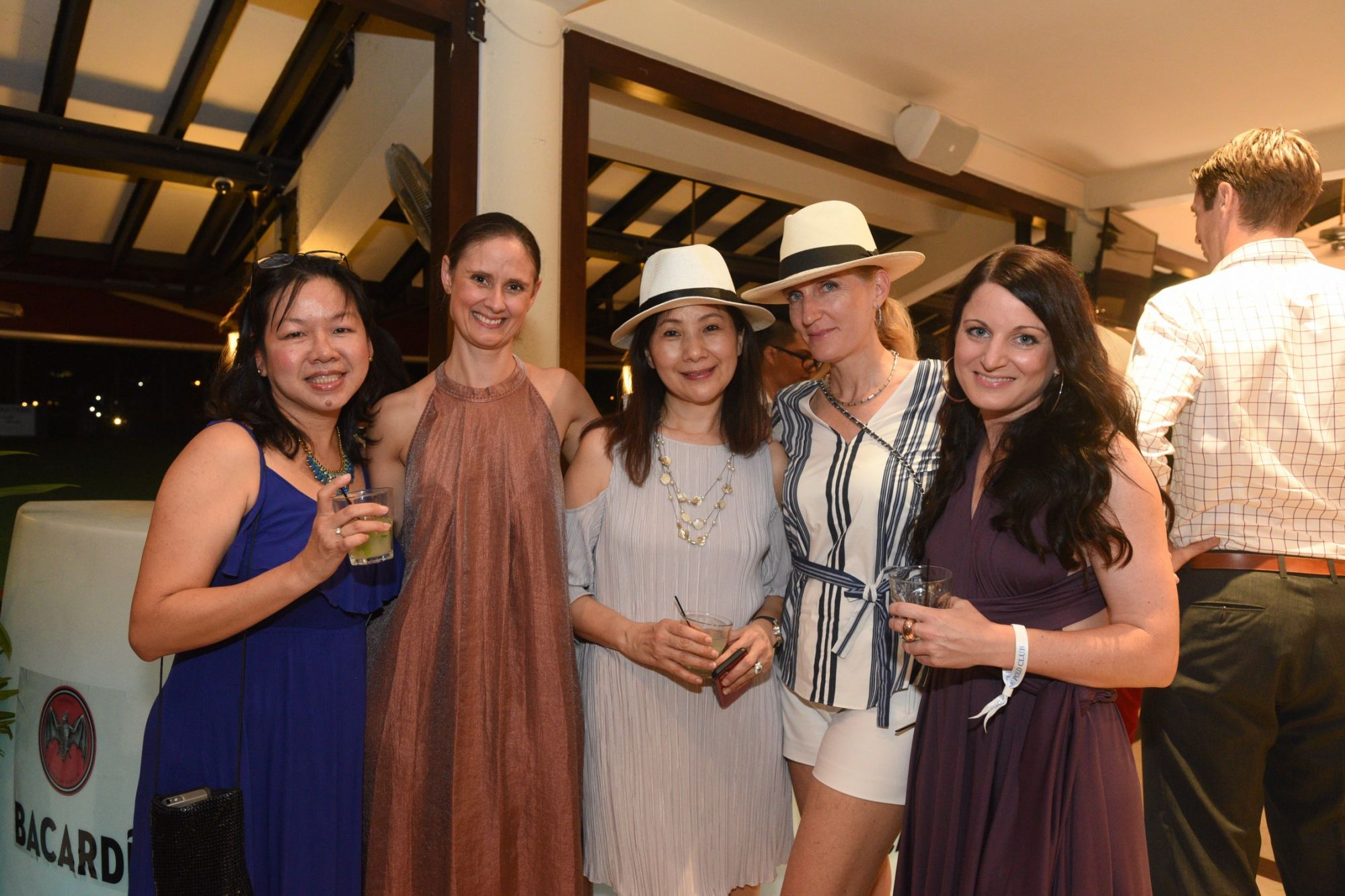 Singapore Polo Club's Cuban Dinner Party