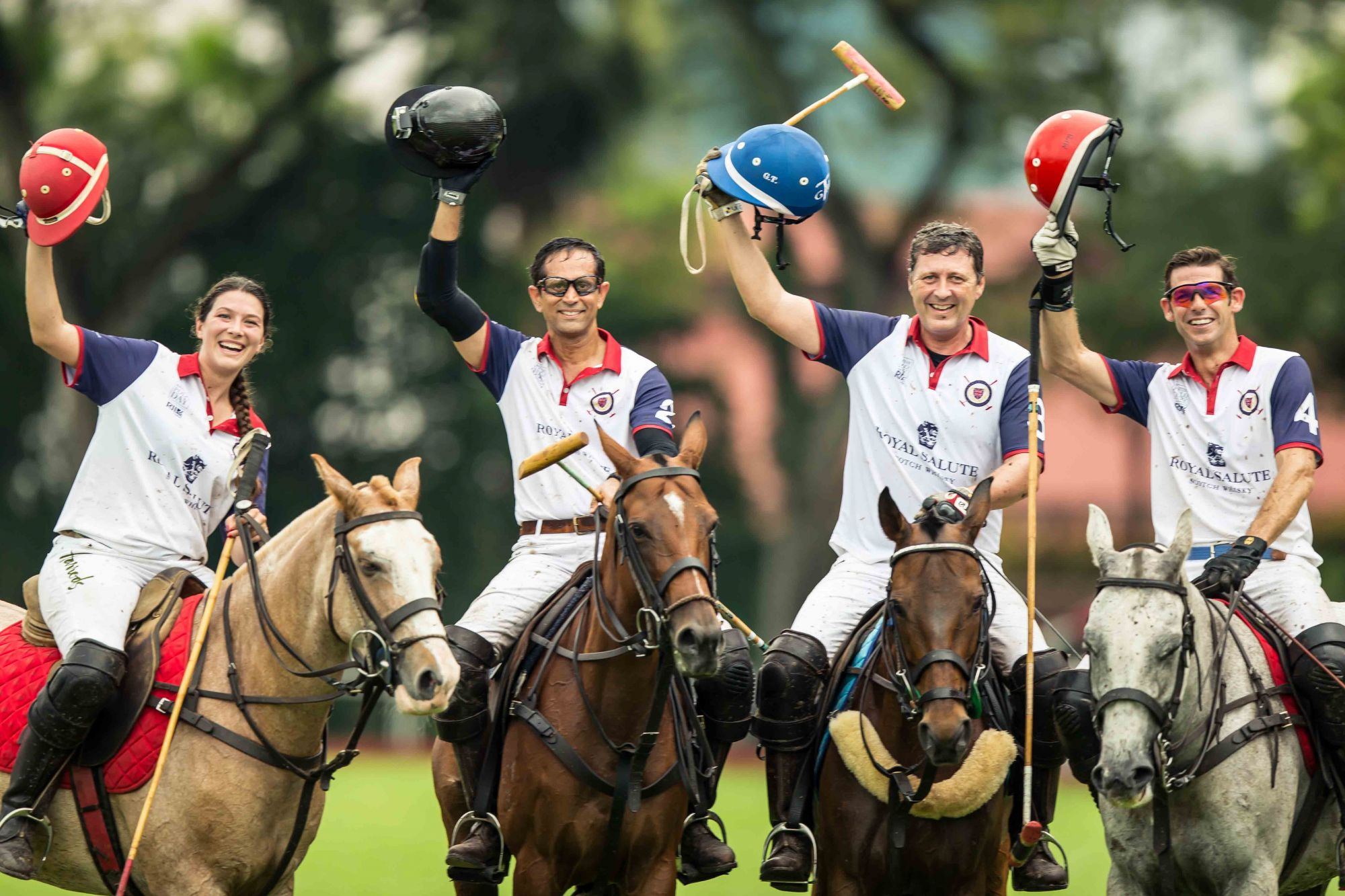 British Polo Day In Singapore