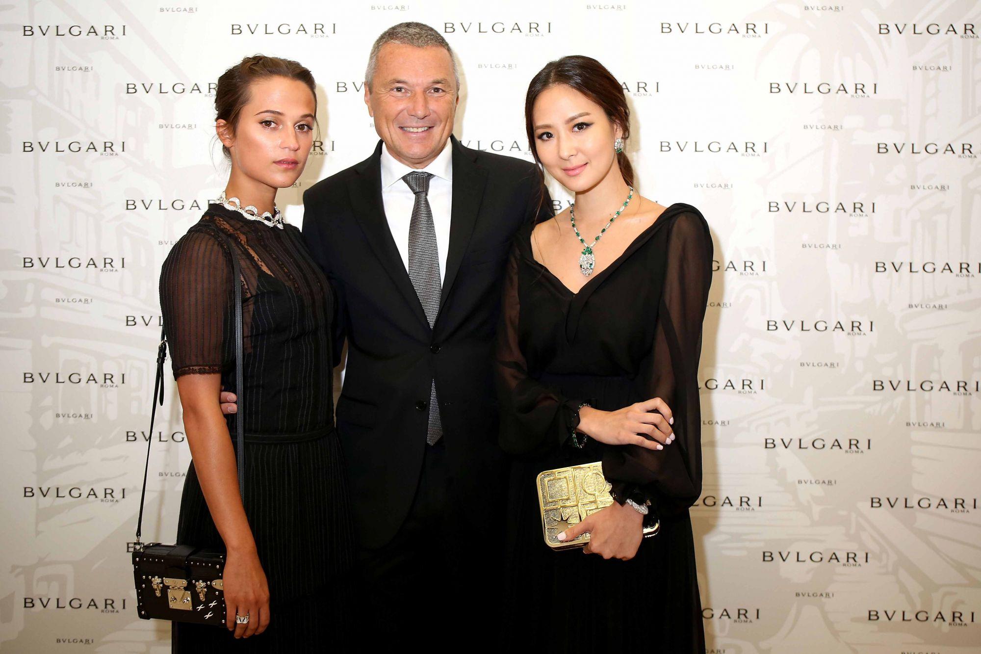 Alicia Vikander, Jean-Christophe Babin, Aimee Sun Yun Yun
