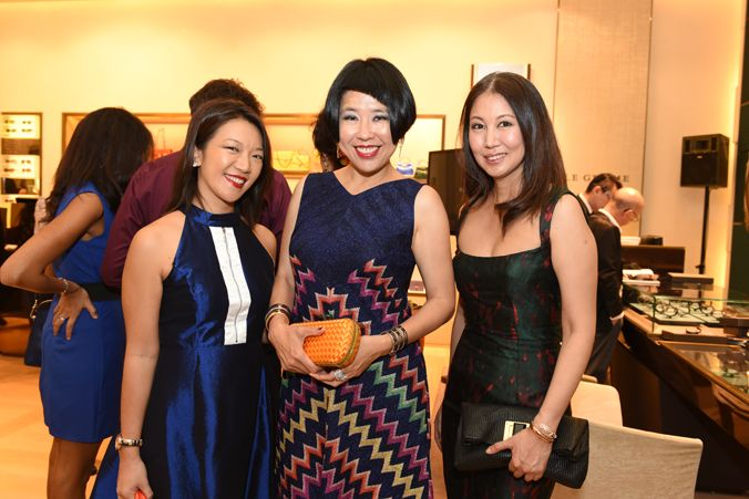 Wong Weiling, Rosalynn Tay, June Goh-Rin