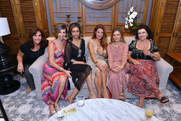 Georgia Kolettis, Olga Iserlis, Anju Bhojwani, Sophie Pendelton, Natalya Pavchinskaya, Tatiana Alieva