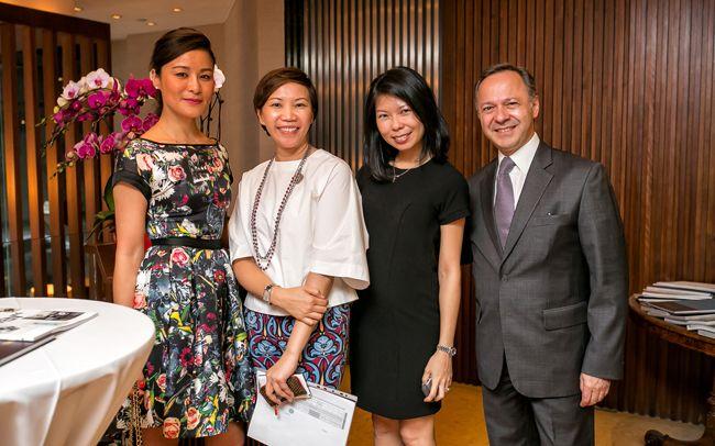 Wei Shan, Linda Lau, Shilin Chiu, Theodore Panos