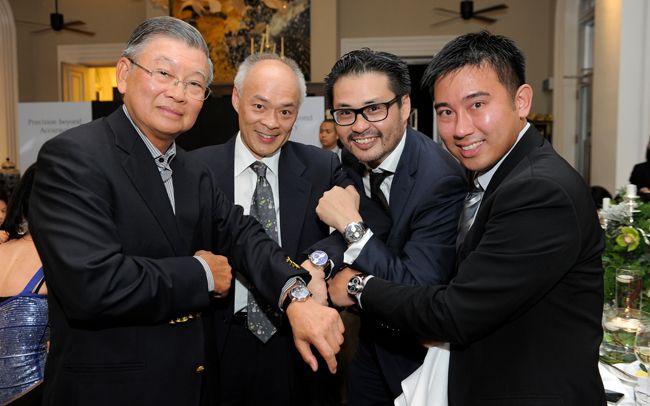 Seetho Kai Yin, Alvin Hong, Kevin Tan, Calvin Chan