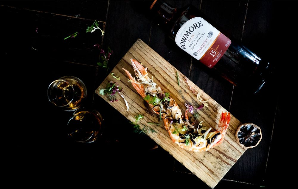 Enjoy Whisky And Seafood At The Pelican Seafood Bar & Grill