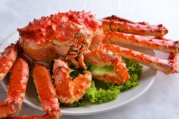 Two Alaskan King Crabs For The Price Of One | Singapore Tatler