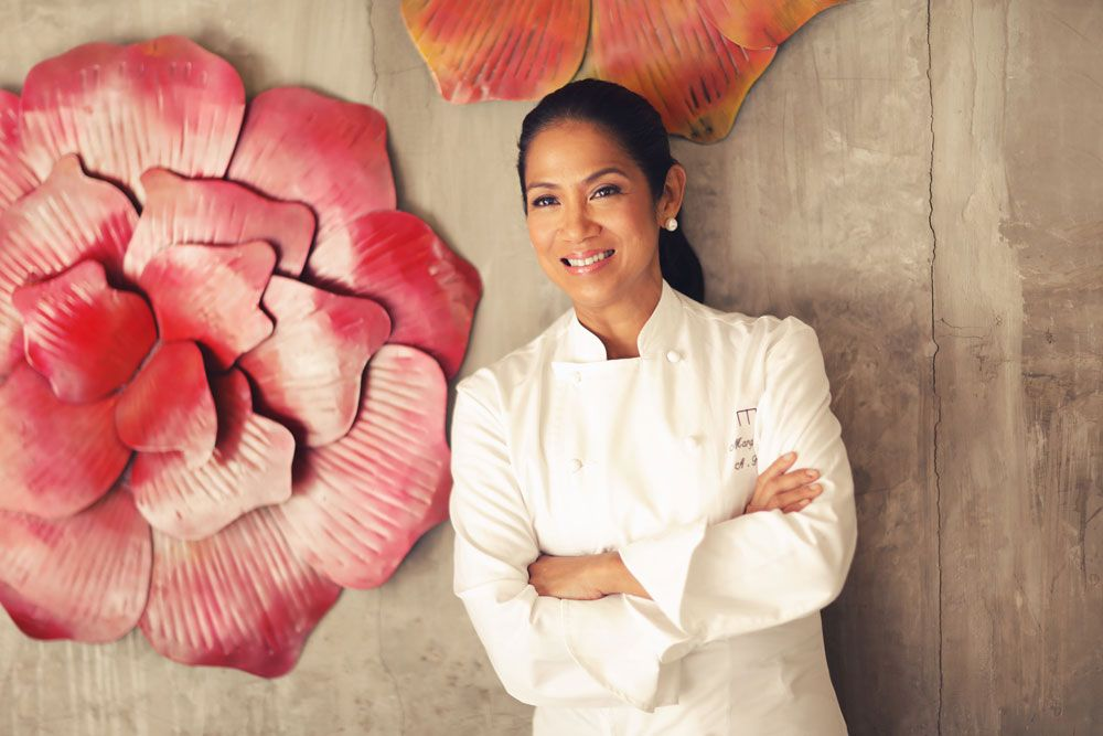 Margarita Fores Answers Our Questions About Filipino Cuisine