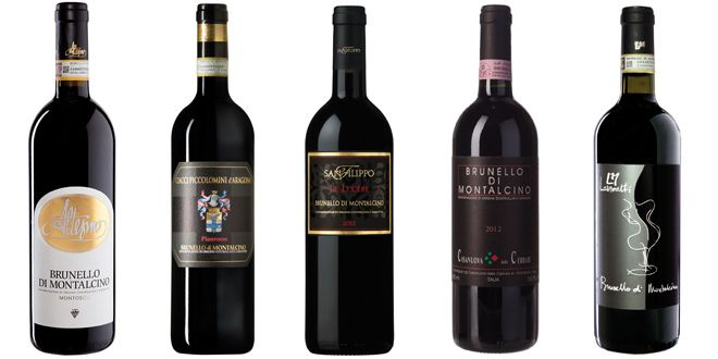 10 Of The Best Brunello Wines To Drink Now