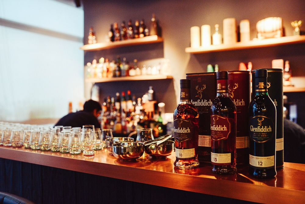 New Ways To Enjoy Glenfiddich Whiskies