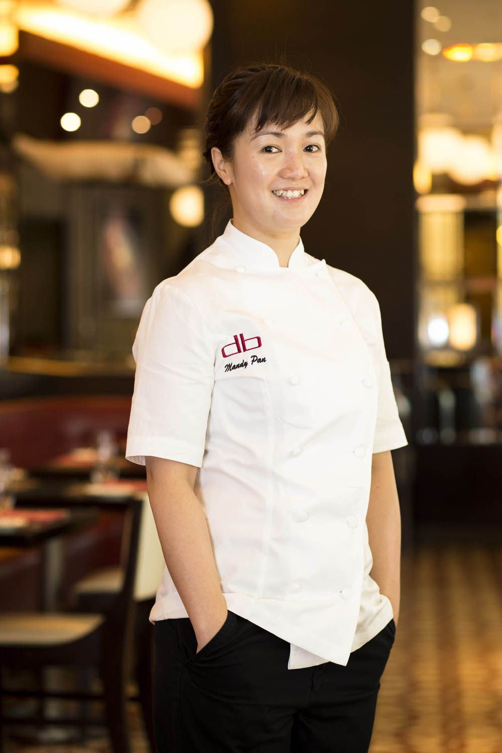 5 Minutes With… Mandy Pan, Db Bistro & Bar's Executive Pastry Chef