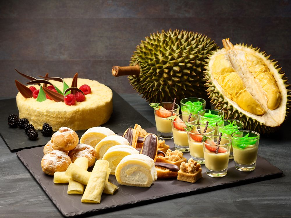 Indulge In All The Durians You Want