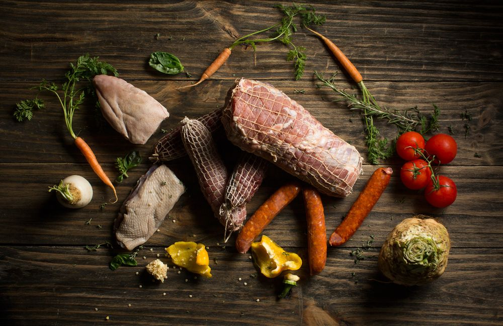 Learning The Art Of Charcuterie
