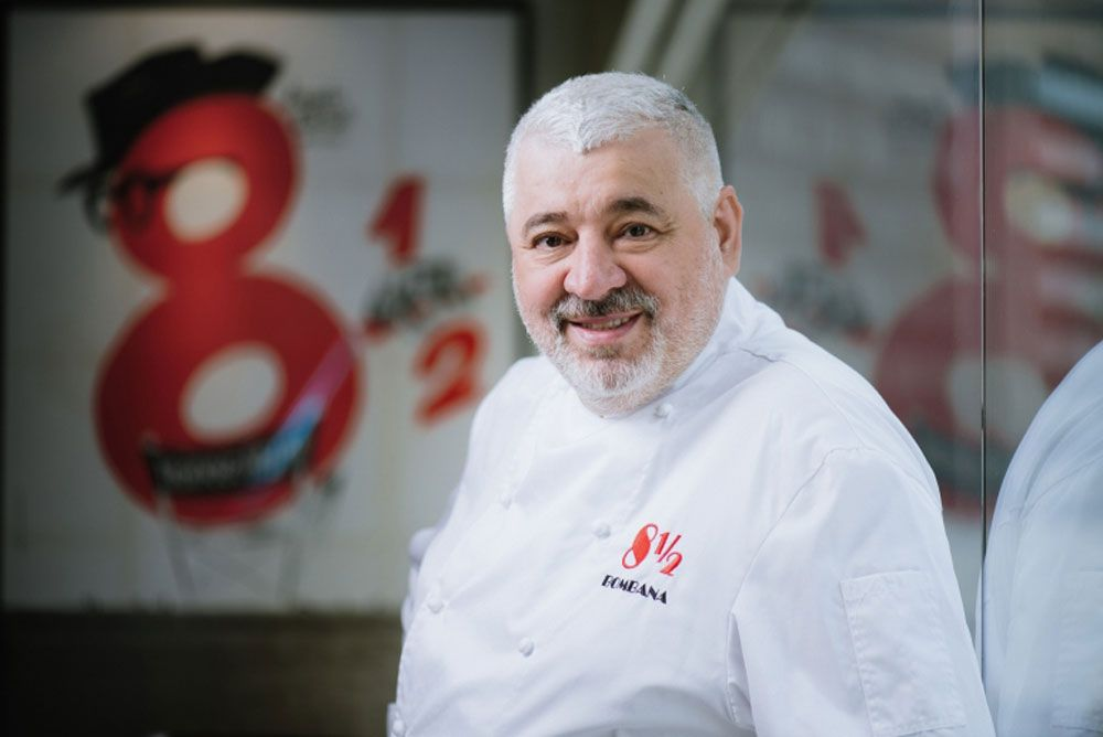Chef Umberto Bombana, Recipient Of Asia's 50 Best Lifetime Achievement Award, On The Art Of Failure