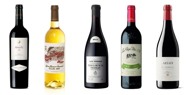 10 Of The Best Spanish Wines