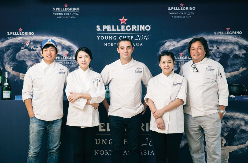 A Quest To Discover The Best Young Chef