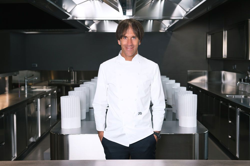 Chef Davide Oldani On The Meaning Of 'Cucina Pop' And Expanding His Empire In Asia