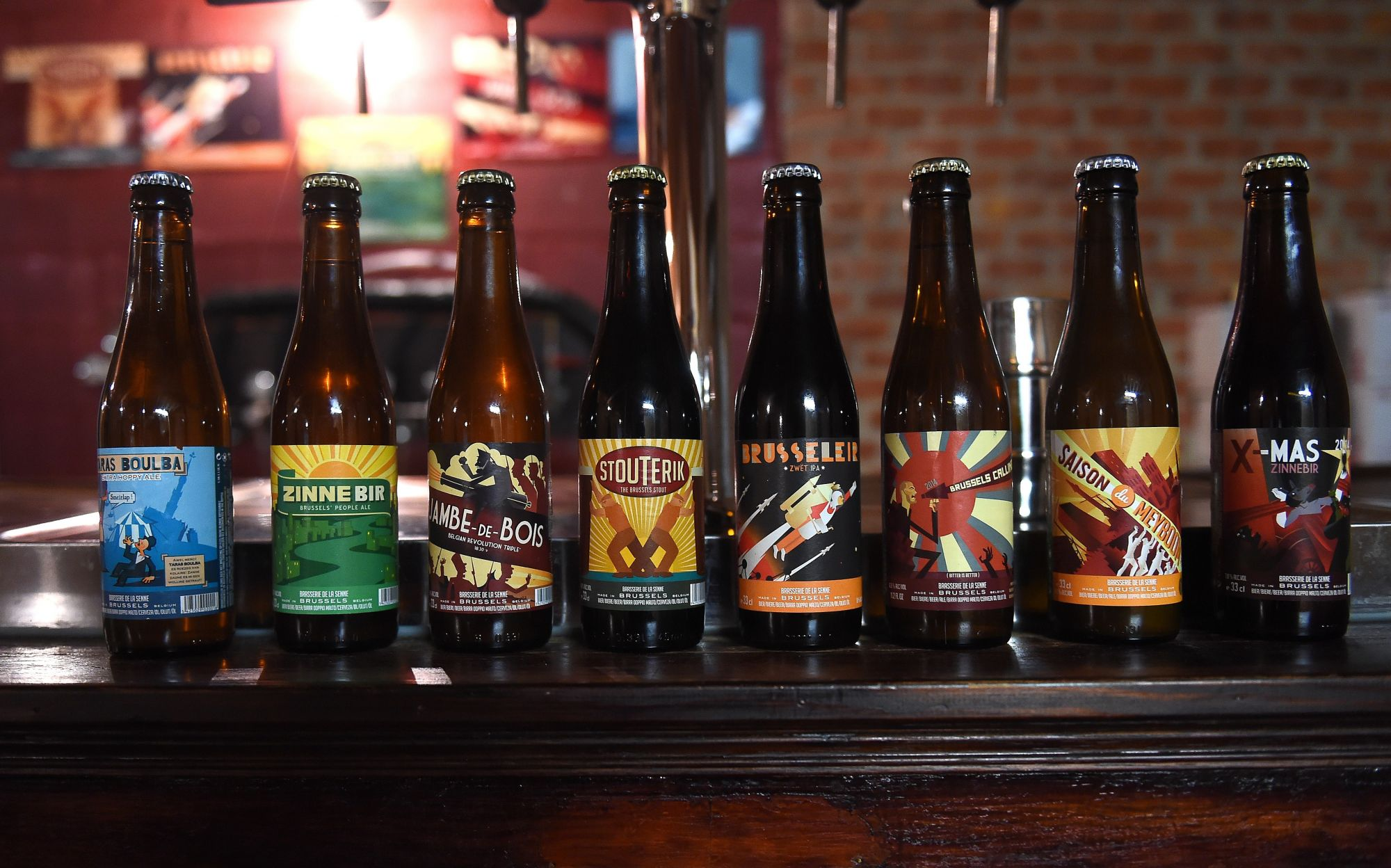 To Beer Or Not To Beer: Belgium Fears For Brewing Crown